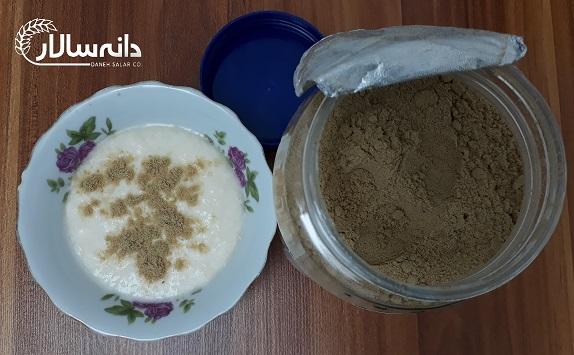 سبوس برنج قهوه ای برای لاغری